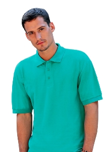 Image of Poly Cotton Polo