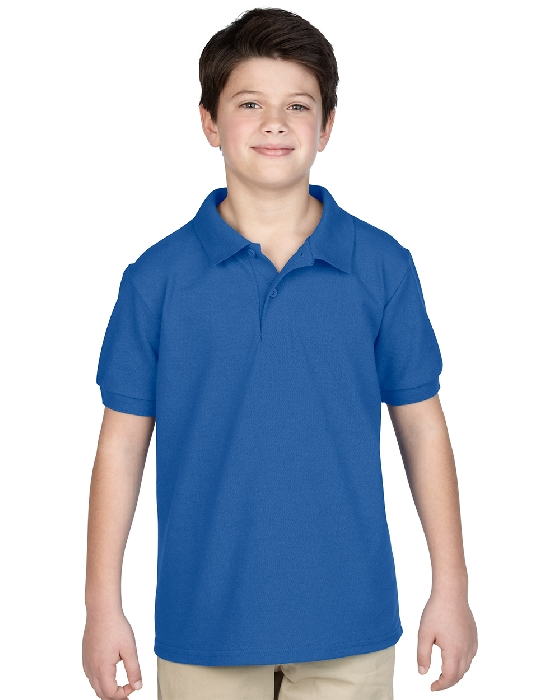 Image of Classic Fit Youth Piqué Sport Shirt