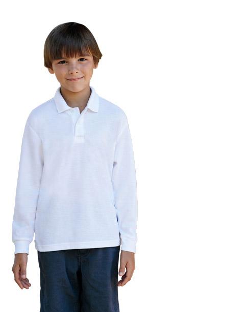 Image of Long Sleeve Polo