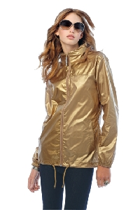 Image of Sirocco Metalic Women's Windbreaker