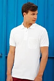 An image of 65/35 Pocket polo