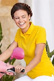 An image of Women's Polo Shirts