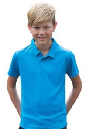 An image of Kids cool polo