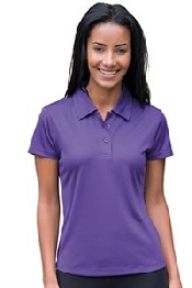 An image of Girlie cool polo