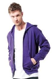 An image of Heavy Blend Zip Hoodie