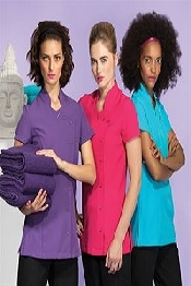 An image of Orchid beauty and spa tunic