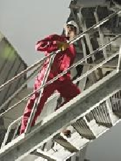 An image of Redhawk Zip Front Coverall