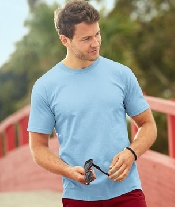 An image of Mens Valueweight T