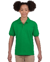 An image of Classic Fit Youth Jersey Sport Shirt