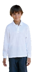 An image of Long Sleeve Polo