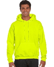 An image of Classic Fit Adult Hooded Sweatshirt