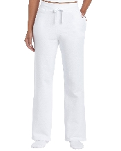 An image of Missy Fit Ladies' Open Bottom Sweatpants