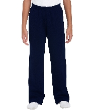 An image of Youth Open Bottom Sweatpants