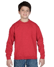 An image of Classic Fit Youth Crewneck Sweatshirt