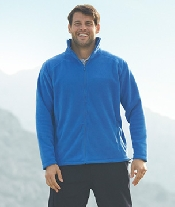 An image of FULL ZIP FLEECE