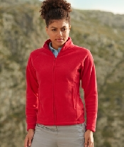 An image of LADY-FIT FULL ZIP FLEECE